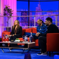 FRIDAY NIGHT VIBES Host Tiffany Haddish & Co-Host Deon Cole Welcome Tina Knowles as G Photo