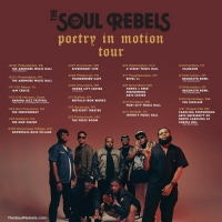 The Soul Rebels Releases Video for 'Greatness' & Heads Out on Tour Photo
