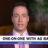 VIDEO: Randy Rainbow Releases NO RULES FOR DONALD Song Parody