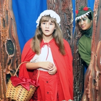 LITTLE RED RIDING HOOD AND THE MAGIC DRAGON Comes to Sutter Street Theatre