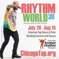 30th Anniversary of RHYTHM WORLD Announced Photo