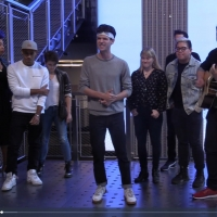 BWW TV: The Cast Of THE LIGHTNING THIEF Visits The Top Of The Empire State Building Video