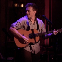BWW TV Exclusive: Watch Ethan Slater Make Feinstein's/54 Below Debut with Lilli Coope Photo