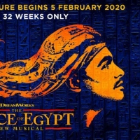 VIDEO: The Cast of THE PRINCE OF EGYPT Send Love and Sing 'When You Believe'! Photo