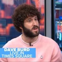 VIDEO: David Burd Talks About His Bar Mitzvah on GOOD MORNING AMERICA Photo