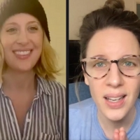 VIDEO: #StayHome with Judy Kaye, Caissie Levy, and Jessie Mueller! Photo