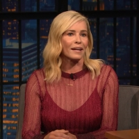 VIDEO: Chelsea Handler Talks About How She Got Into Comedy on LATE NIGHT WITH SETH MEYERS