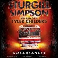 Sturgill Simpson Announces the 2020 'A Good Look'n Tour' Photo