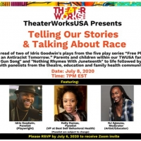 TheaterWorksUSA Hosts TELLING OUR STORIES AND TALKING ABOUT RACE With Bill Bellamy, I Photo