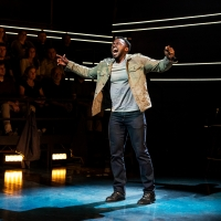 BWW Review: Joshua Henry Thrills With Authoritative Vocals, Sensitive Acting in Ross  Photo