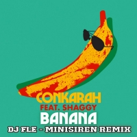 Conkarah and Shaggy Release Official Video for 'Banana' Photo