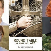 Staged Play Readings at The Studio Theatre Continues with ROUND TABLE A SORT OF LARP Photo