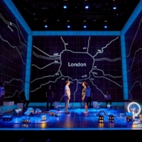 The National Theatre's THE CURIOUS INCIDENT OF THE DOG IN THE NIGHT-TIME Embarks On A Photo