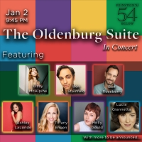 The Oldenburg Suite Concert at Feinstein's/54 Below Announces Performers Photo