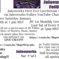 Julesworks Follies to Host #StayHomeSafe End Of Month Recap Livestream Photo