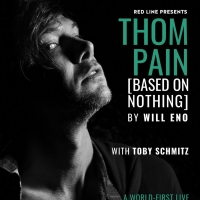Red Line Productions is Streaming THOM PAIN (BASED ON NOTHING) Through July 4 Photo
