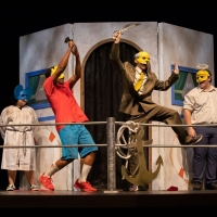 BWW Review: The Royal Knight Stage Company of River Ridge High School Bravely Tackles Anne Photo