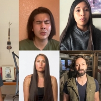 VIDEO: Cast of World Premiere Native American Musical, DISTANT THUNDER Performs 'Hold Photo