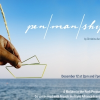 Moliere In The Park Presents Live Stream Of Christina Anderson's PEN/MAN/SHIP Photo