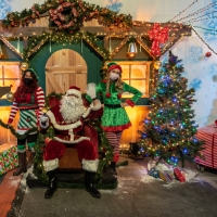 BWW Feature: JOURNEY TO THE NORTH POLE at The Industrial Event Space Celebrates the H Photo