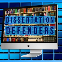 Theater 29 Online Presents THE DISSERTATION DEFENDERS Photo
