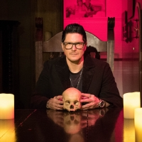 GHOST ADVENTURES Star Zak Bagans & Filmmaker Eli Roth Join Forces on THE HAUNTED MUSE Photo