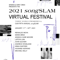 Sparks & Wiry Cries Presents Virtual 2021 SongSLAM Festival Photo