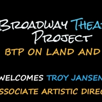 Broadway Theatre Project Has Announced Troy Jansen As Incoming Associate Artistic Dir Photo