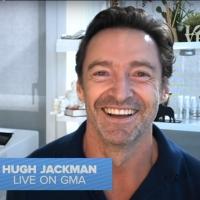 VIDEO: HUGH JACKMAN Reflects on Hosting the TONY'S Amid EMMY Nomination Photo