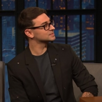 VIDEO: Christian Siriano Dishes on Leslie Jones Guest-Judging on Project Runway on LATE NIGHT WITH SETH MEYERS!