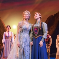 Original 'Anna' and 'Elsa,' Patti Murin and Caissie Levy, Will Depart FROZEN in February