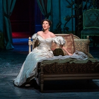 BWW Review: A Marvelous Oropesa is Definitely Not 'Lost' in Met's TRAVIATA Photo