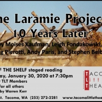 TLT Presents THE LARAMIE PROJECT: TEN YEARS LATER Photo