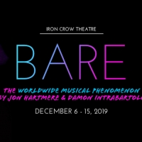 BARE Makes Its Baltimore Premiere at Iron Crow Theatre Photo