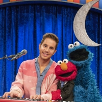 VIDEO Ben Platt Sings with Cookie Monster on the NOT-TOO-LATE SHOW Photo