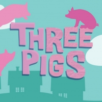 BWW Review: THREE PIGS at Downtown Cabaret Children's Theatre Photo