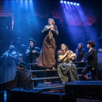 BWW Review: RAGS THE MUSICAL, Park Theatre Photo