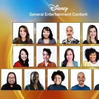 Disney General Entertainment Content Writing Program Names 2021 Participants Photo