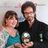 The Third Annual French Riviera Film Festival Celebrates George Chakiris, Caroline La Photo