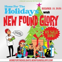 'Home For The Holidays With New Found Glory' Streams Tonight Photo