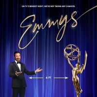 See New, Socially-Distanced Key Art for the 72ND EMMY AWARDS Photo
