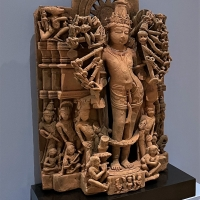 Hindus Commend Emory University For 'Avatars Of Vishnu' Exhibition Curated By Student Photo