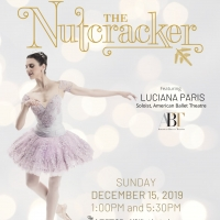 American Ballet Theatre Soloist Luciana Paris to be Featured in Central Park Dance's THE NUTCRACKER