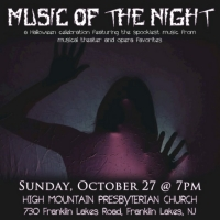 Eccentric Theater Company Presents MUSIC OF THE NIGHT