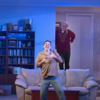 VIDEO: Watch a Clip From Second Stage's STRAIGHT WHITE MEN, Starring Josh Charles, Armie Hammer, Stephen Payne, and Paul Schneider