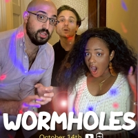Gamal ElSawah, Conrado Falco III and Sajda Waite Present WORMHOLES Photo