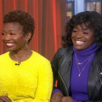 VIDEO: LaChanze & Celia Rose Gooding Talk Making History on Broadway on TODAY Photo