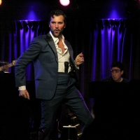BWW Review: AN EVENING WITH JUAN PABLO DI PACE Melds Old Hollywood Glamor with Rock S Photo