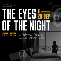 THE EYES OF THE NIGHT Announced At Cervantes Theatre Photo