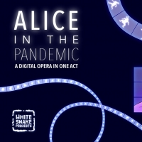 Cerise Jacobs Pivots To Virtual Opera ALICE IN THE PANDEMIC Photo